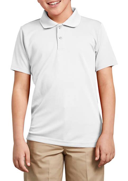 Boys 8-20 Performance Polo Shirt