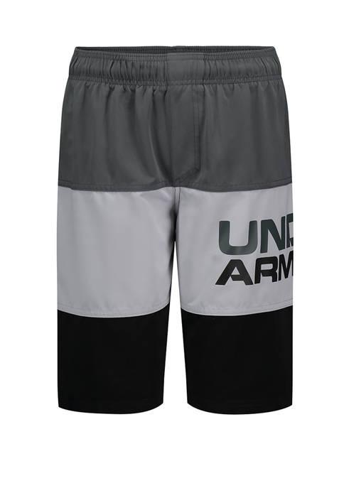 Under Armour® Boys 8-20 Triple Block Swim Volley