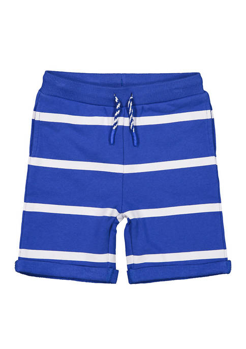 Andy & Evan Toddler Boys Navy Striped Sunny
