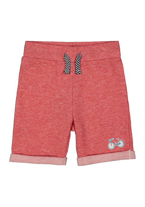 Andy & Evan Toddler Boys French Terry Short
