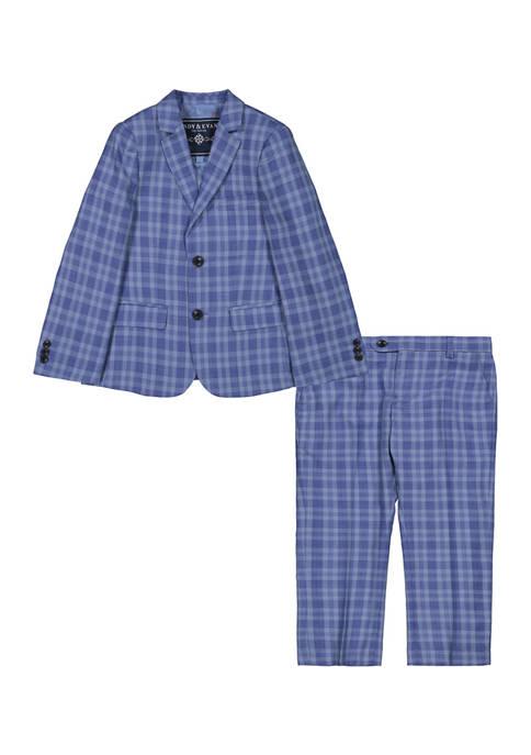 Andy & Evan Toddler Boys Suit Set