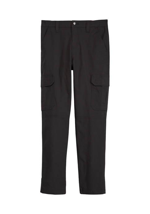 Boys 8-20 Ripstop Cargo Pants