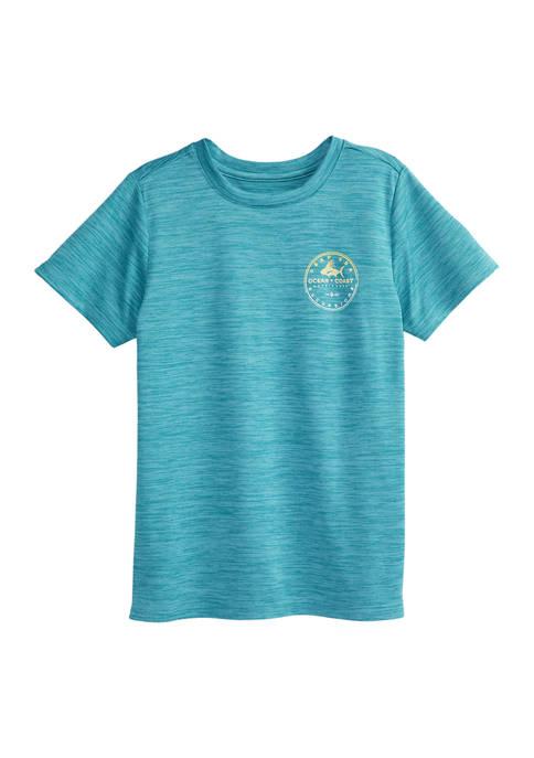 Ocean & Coast® Boys 8-20 Performance T-Shirt