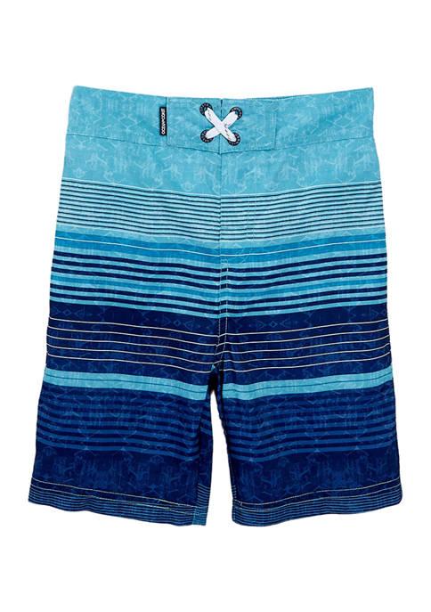 Ocean & Coast® Boys 8-20 Printed Board Shorts