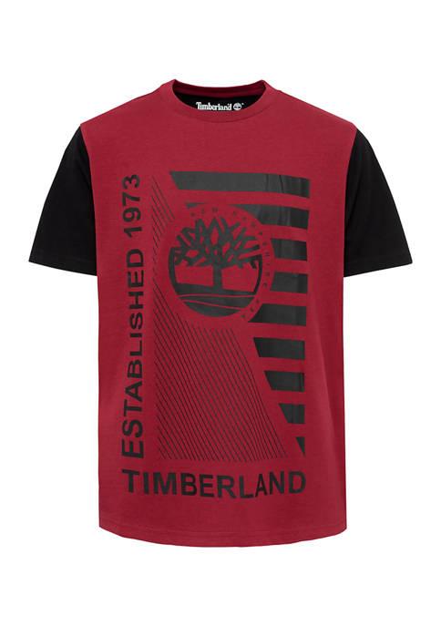 Boys 8-20 Trademark Short Sleeve T-Shirt