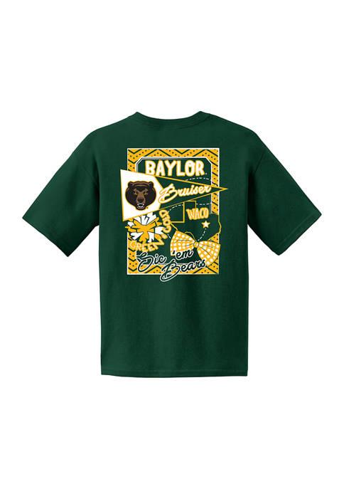 Image One Youth NCAA Baylor Bears Short Sleeve