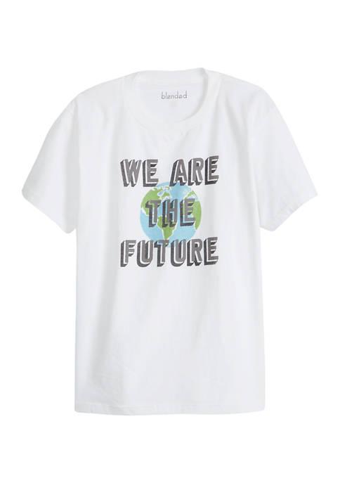blended Boys 8-20 Short Sleeve Graphic T-Shirt