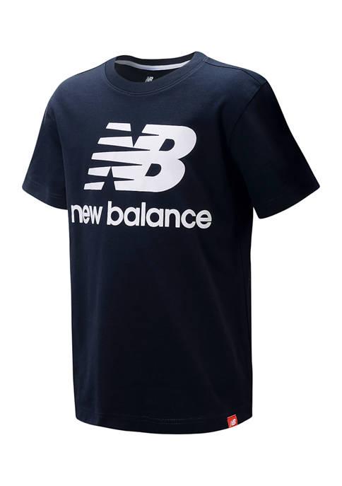 Boys 4-7 Short Sleeve Cotton T-Shirt
