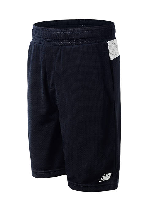 New Balance Boys 4-7 Mesh Shorts