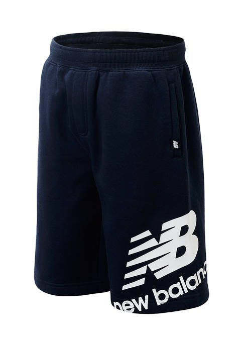 New Balance Boys 8-20 Lifestyle Fleece Shorts