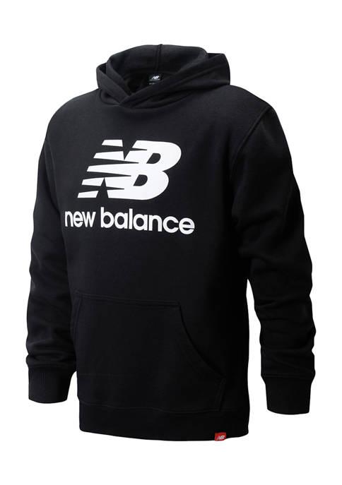 New Balance Boys 8-20 Hybrid Fleece Hoodie