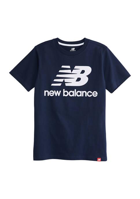 Boys 8-20  Short Sleeve Cotton Graphic T-Shirt