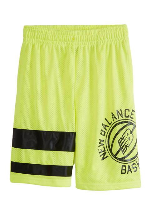 Boys 8-16 Mesh Basketball Shorts