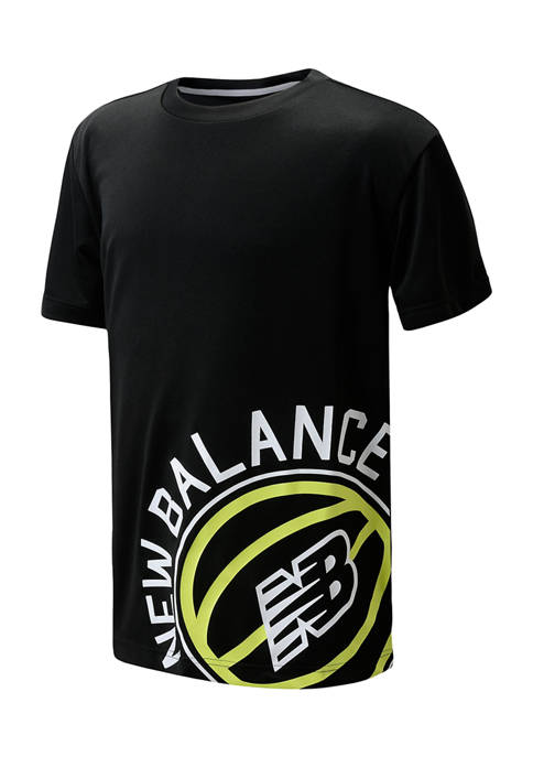 Boys 8-20 Basketball Graphic T-Shirt