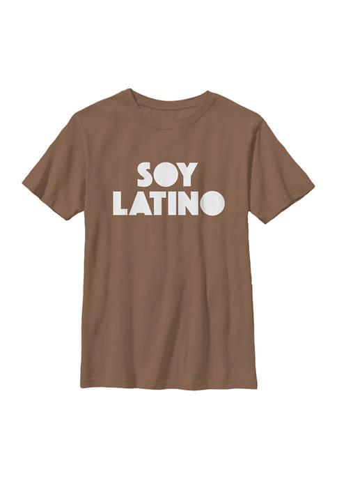 Boys 8-20 Soy Latino Graphic T-Shirt
