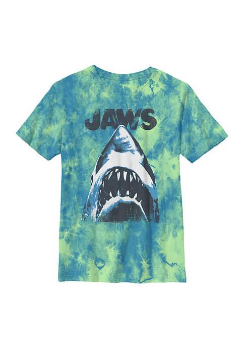 Jaws Boys 8-20 Breach Graphic T-Shirt