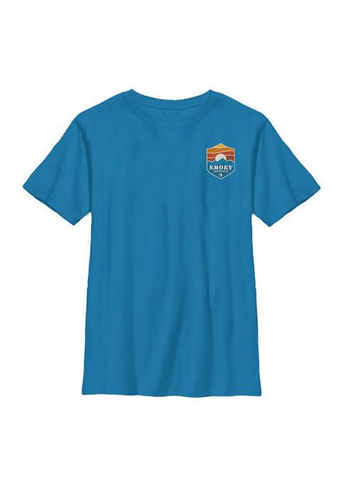 Ocean & Coast® Boys 8-20 Short Sleeve Smoky