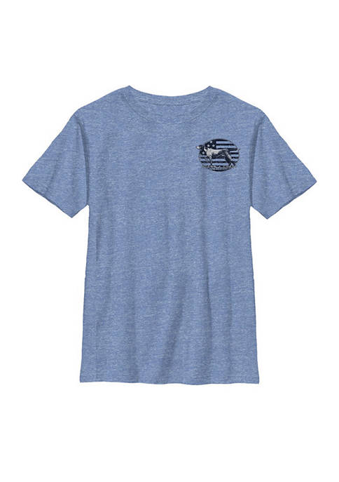 Ocean & Coast® Boys 8-20 Short Sleeve American