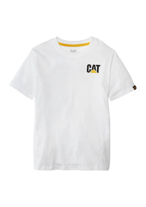 Caterpillar Boys 8-20 Trademark Graphic T-Shirt