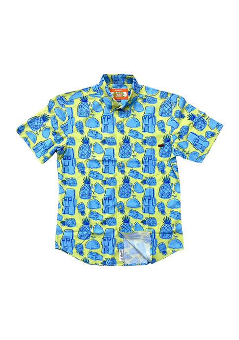 RSVLTS Boys 8-20 Spongebob Neighborhood Shirt