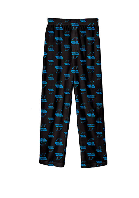 Boys 8-20 Carolina Panthers Printed Jersey Pants