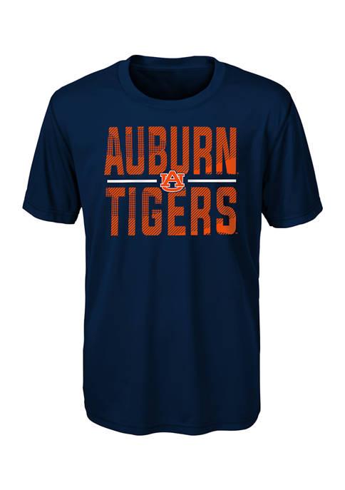 Boys 8-20 NCAA Auburn Tigers Ground Control Dri-Tek Graphic T-Shirt