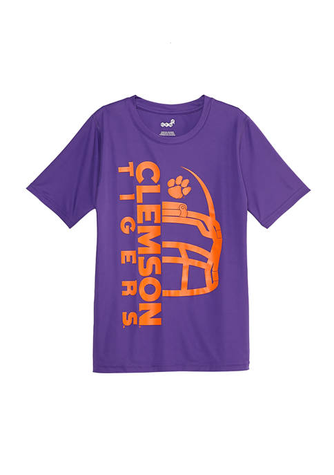 Gen2 Boys 8-20 NCAA Clemson Tigers Performance Short