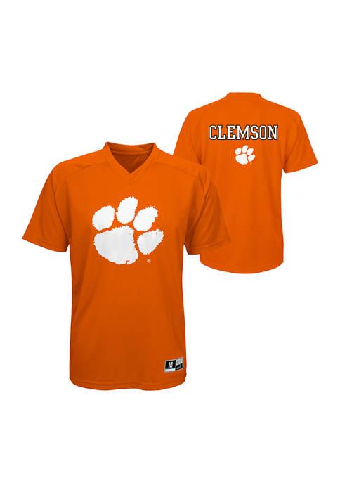 Boys 8-20 NCAA Clemson Tigers Performance T-Shirt