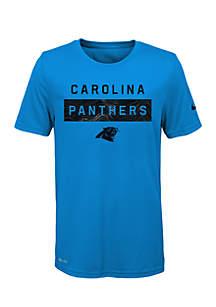 Boys 8-20 Carolina Panthers Short Sleeve Tee