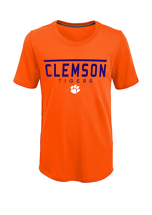 Boys 8-20 NCAA Clemson Tigers Short Sleeve Ultra T-Shirt