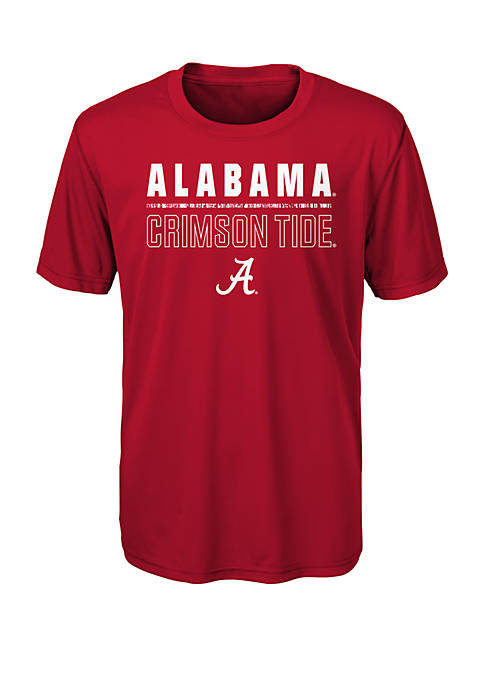 Gen2 Boys 8-20 NCAA Alabama Crimson Tide Dri