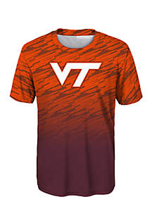 Boys 8-20 Virginia Tech Hokies Tee