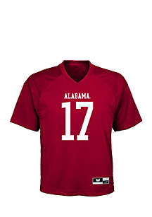 Boys 8-20 Short Sleeve Alabama Crimson Tide Team Tee