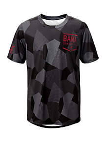 Gen2 Boys 8-20 NCAA Alabama Crimson Tide Stadium Sublimated Dri Tek T-Shirt