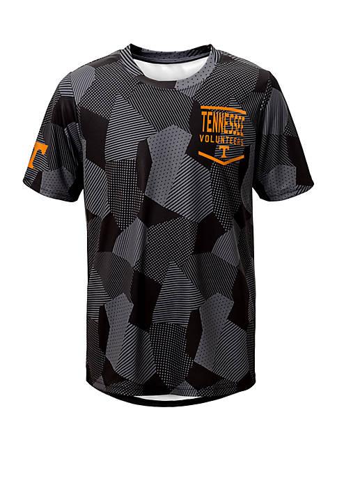 Boys 8-20 NCAA Tennessee Volunteers Stadium Sublimated Dri Tek T-Shirt