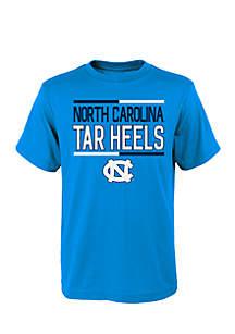 Boys 8-20 North Carolina Tarheels Flag Runner Tee Shirt