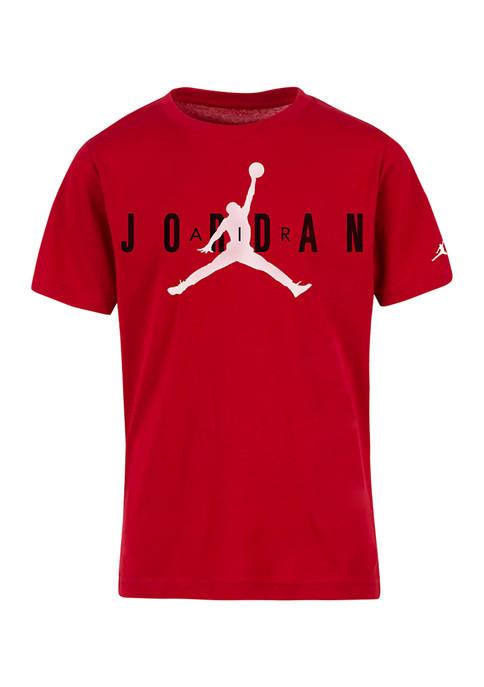 Boys 8-20 Air Short Sleeve Graphic T-Shirt