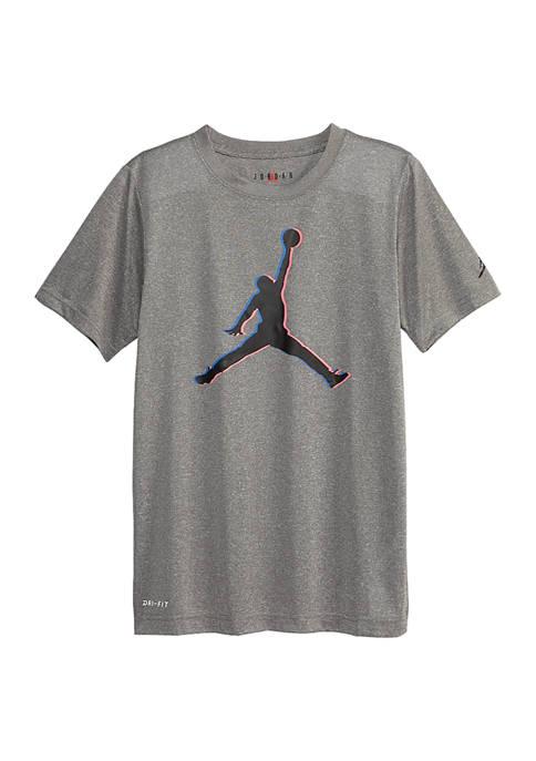 Boys 8-20 MJ Seasonal Short Sleeve T-Shirt