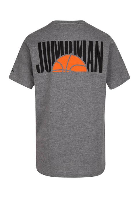 Big Boys Jumpman Basketball T-Shirt
