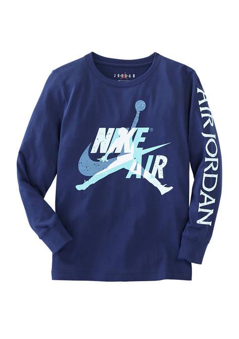 Jordan Boys 8-20 Jumpman Classic Graphic T-Shirt