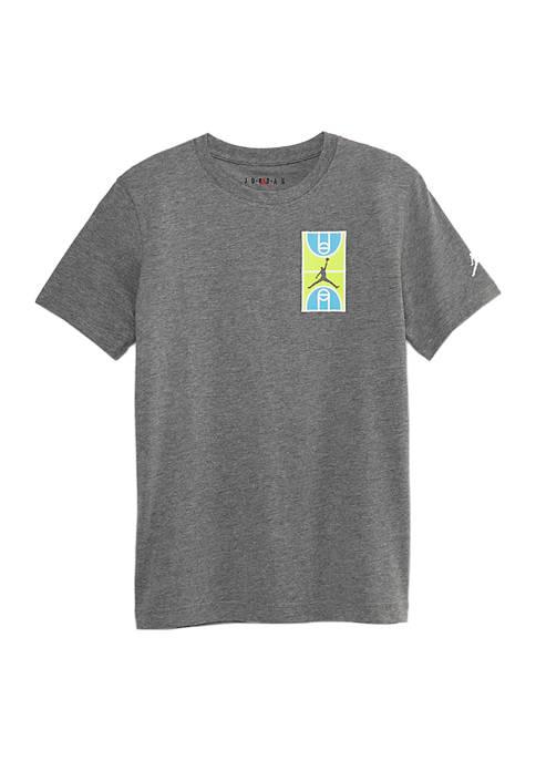 Jordan Boys 8-20 Brand Graphic T-Shirt