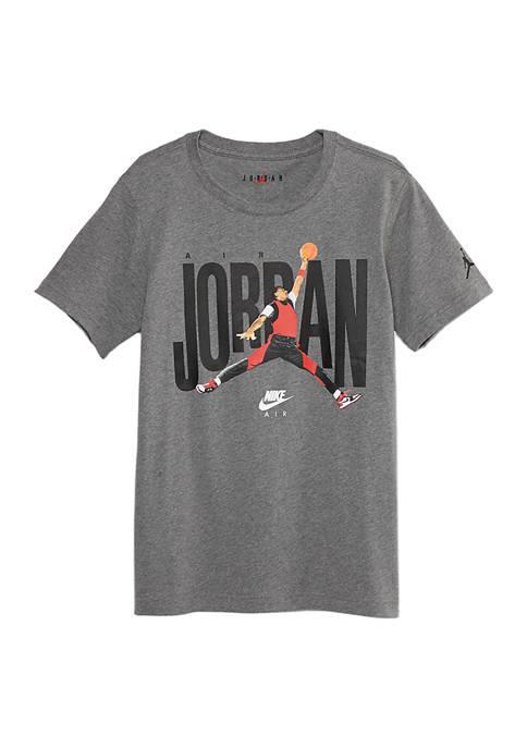 Boys 8-20 Michael Jordan Short Sleeve T-Shirt