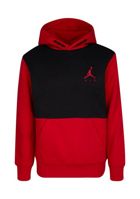 Boys 8-20 Jumpman Fleece Pullover