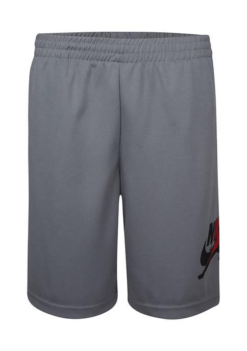Boys 8-20 Jump Man Classic Mesh Shorts