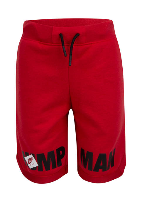 Boys 8-20 Jump Man Shorts
