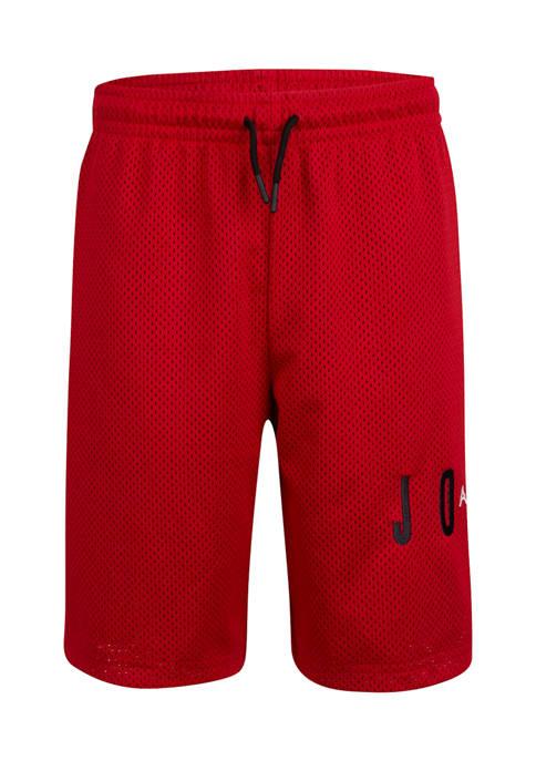 Boys 8-20 Jump Man Mesh Shorts
