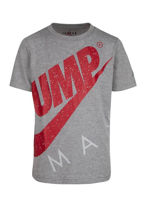 Nike® Boys 8-20 Jump Man Short Sleeve Graphic