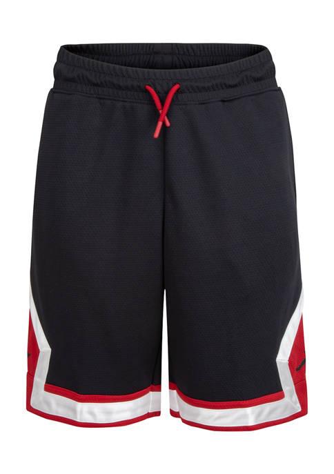 Boys 8-20 Jump Man Diamond Shorts