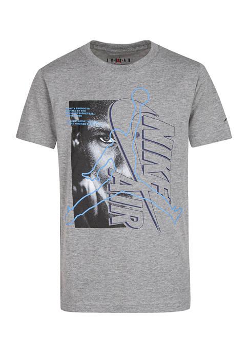 Boys 8-20 Short Sleeve Air Graphic T-Shirt