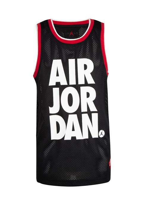 Nike® Boys 8-20 Jump Man Mesh Jersey T-Shirt